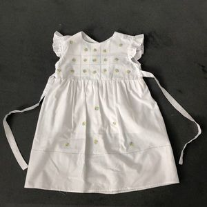 Girl cotton dress size 5